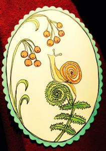 snail fern