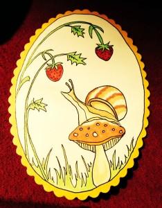 snail mushroom